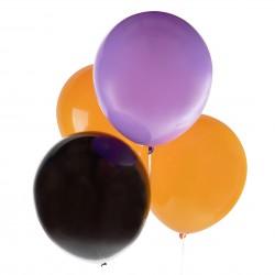 10 halloween balloner
