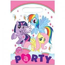My Little Pony Poser til hestegodter og regnbuer