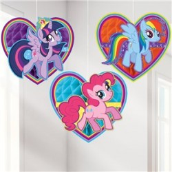 My Little Pony honeycomb