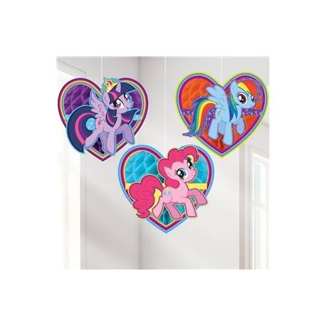 My Little Pony honeycomb