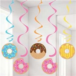 Donut spiral guirlande