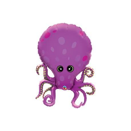 Blæksprutte Ballon