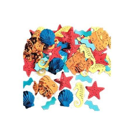 Undervands konfetti