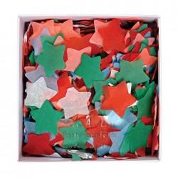 Party confetti stars