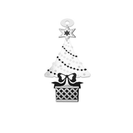 Juletræ Papirklip