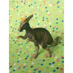 Dinosaur lysholder