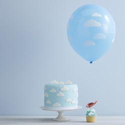 blå Sky balloner fra Gingerray