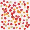 Rød silkekonfetti fra My Little Day