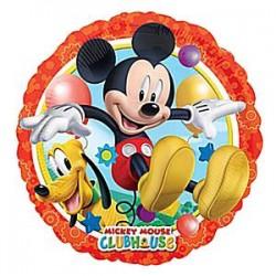 Mickey Mouse Rund Folie ballon