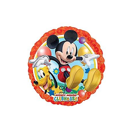 Mickey Mouse Rund Folie ballon