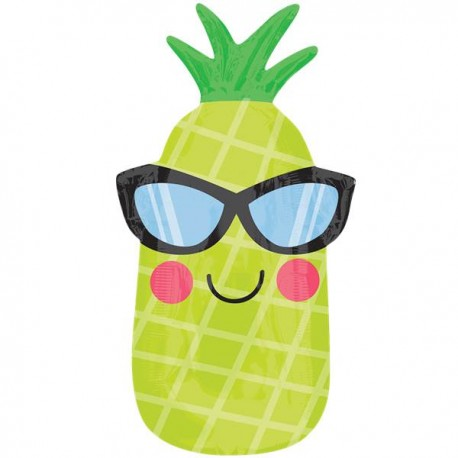 Ananas Folie Ballon