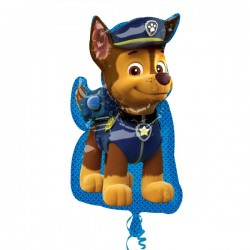 Paw Patrol Chase Supershape Ballon