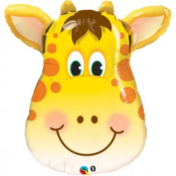 Giraf Folie Ballon