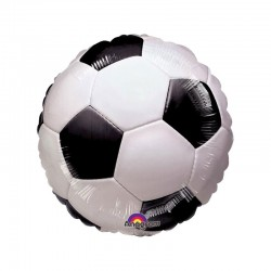 Fodbold Folie ballon