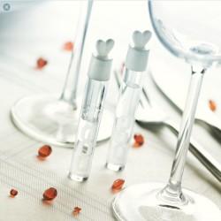 Sæbebobler til bryllup hjerte fra Gingerray