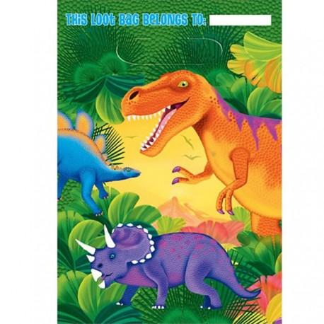 Dinosaur Goodie Bags