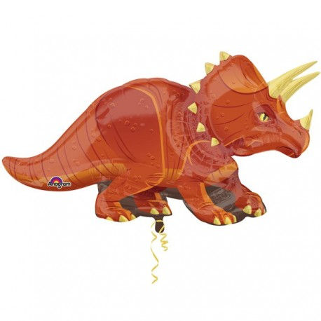 Triceratops Supershape Ballon