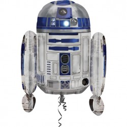 R2D2 Folie Ballon