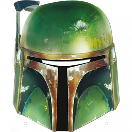Boba Fett Maske til Star Wars fest
