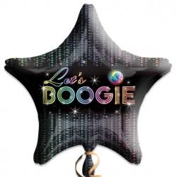 Disco Ballon med masser af bling
