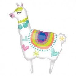 Lama Supershape ballon