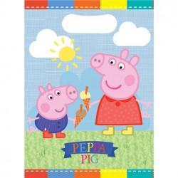 Gurli Gris Goodiebags til Peppa Pig Fødselsdag