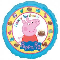 Gurli Gris Fødselsdagsballon i folie