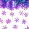 Snefnug konfetti