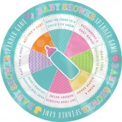 Babyshower Spinder Spil