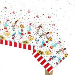 Cirkus Karneval dug med masser af dyr i manegen