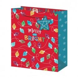 Merry and Bright stor jule gavepose