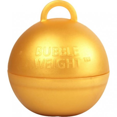 guld kugle vægt til balloner med helium