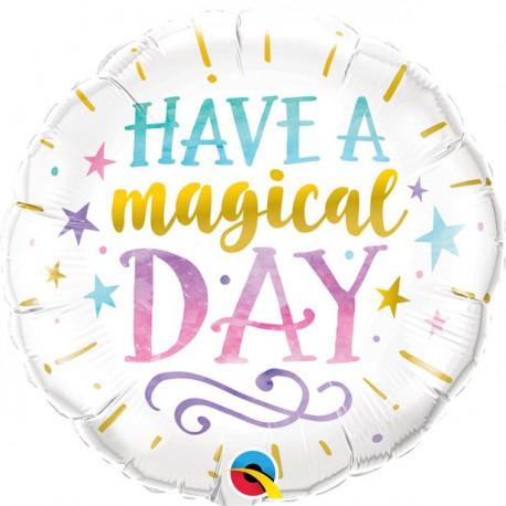 Magical Day Folie Ballon