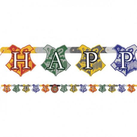 Harry Potter Bogstavsguirlande