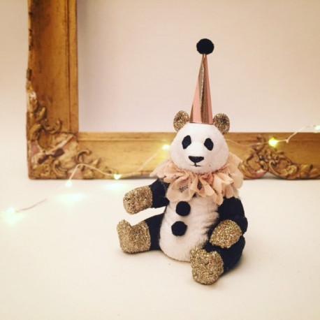 Cirkus Panda caketopper