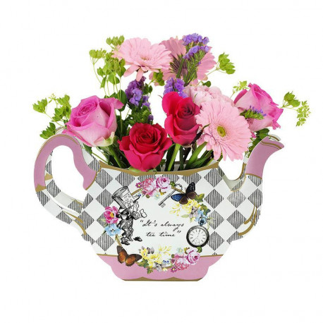 Truly Alice Tepotte Vase