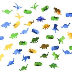 Sejt Dinosaur konfetti