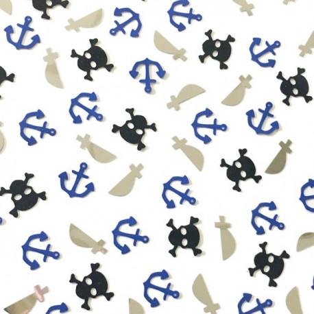 Pirat konfetti