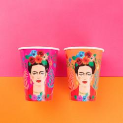 Frida Kahlo Boho papkrus