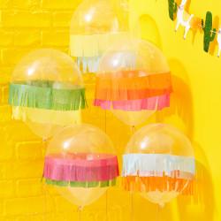 Mexikanske Frynse Balloner fra Gingerray