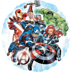 Avengers Folie ballon