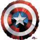 Captain America Skjold ballon