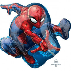 Spiderman supershape ballon