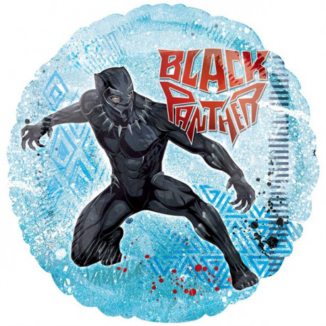 Black Panther foile ballon