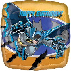 Batman folie ballon