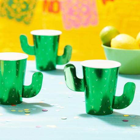 Fiesta Kaktusformede papkrus