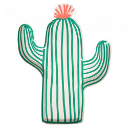 Kaktus formede tallerkner fra Meri Meri
