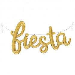 Guld Fiesta Ballon