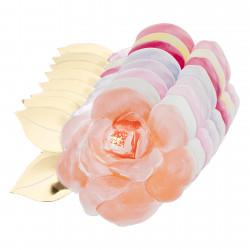 Rose Garden tallerkner fra Meri Meri