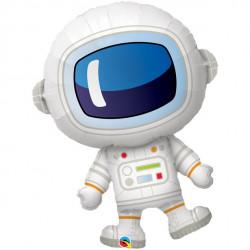 Astronaut Folie figur ballon